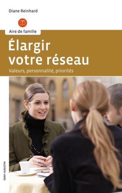 couverture du livre Elargir votre réseau